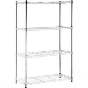 Amazon Hot Sell Metal Special Clip-on Design Easy Installation Wardrobe Shelving Separators Wire Shelf Divider