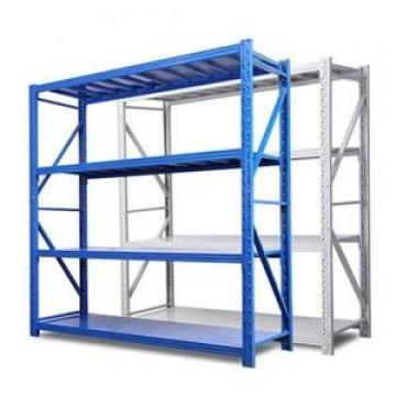 Durable racking metal shelving storage rack for warehouse