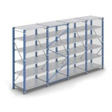 High quality steel industrial warehouse storage metal shelving
