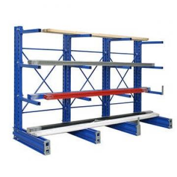 Corrosion Protection and powder coating industrial steel Cantilever rack