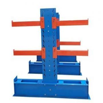 Heavy duty warehouse steel cantilever rack for tube pipe storage