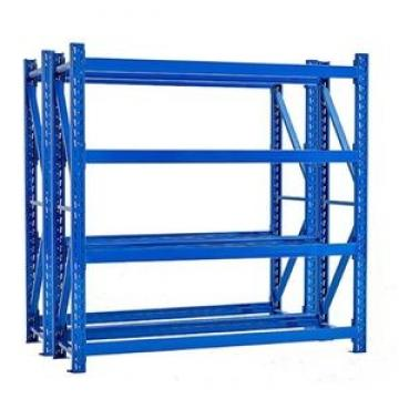 2019 custom industrial tool warehouse storage stand metal tire stacking display rack