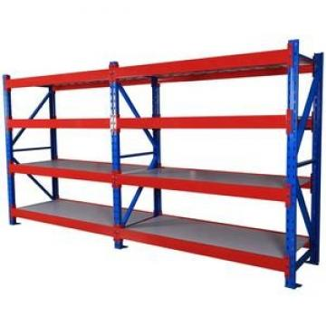 warehouse storage heavy duty metal push back rack