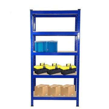 Heavy duty warehouse metal storage rack steel goods shelves