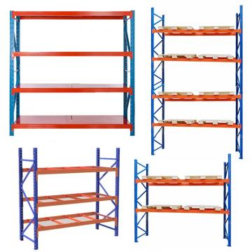 Heavy Duty Small Warehouse Rack storage shelves for garage