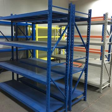 CE Certificated High Quality longspan Shelving and Racks