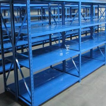 Powder Coated Adjustable Industrial Shelving and Racking