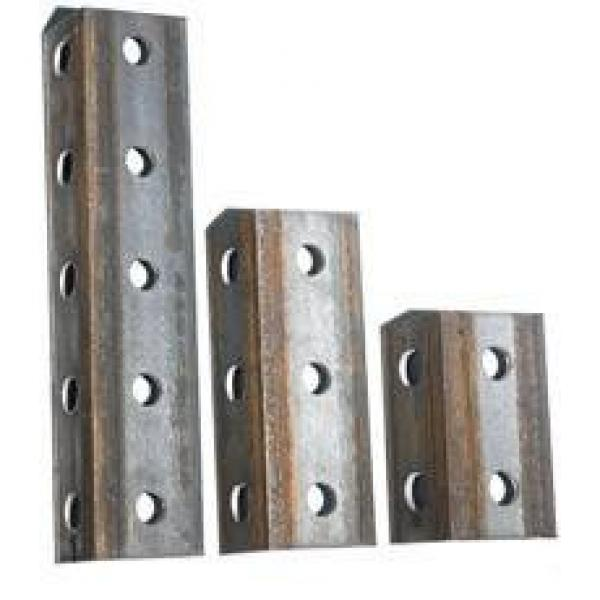 Galvanized Slotted Ms Steel Angle Perforated Iron Angle of BS En S355j0 S355jr #1 image