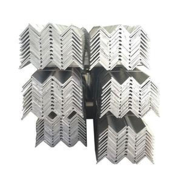galvanized angle with hole weight of galvanized iron 60*60*6mm angle steel #1 image