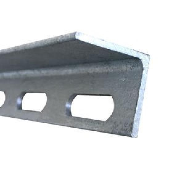Galvanized Slotted Ms Steel Angle Perforated Iron Angle of BS En S355j0 S355jr #3 image