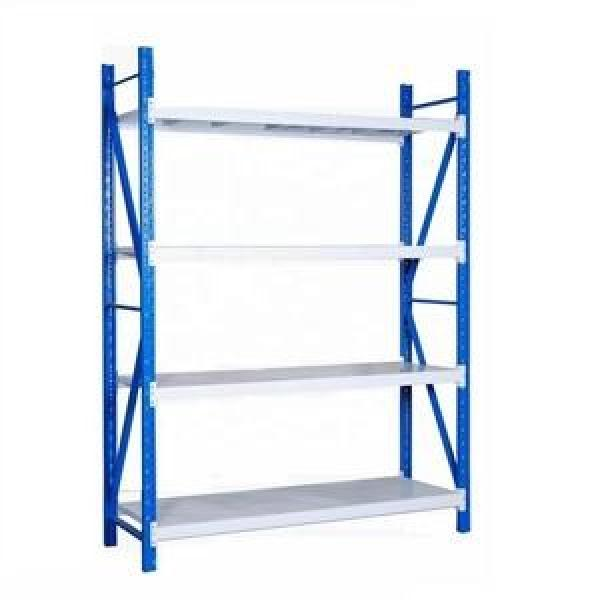 Heavy duty 6 tier wire shelving metal chrome adjustable grid shelving unit storage wire shelving rack #2 image