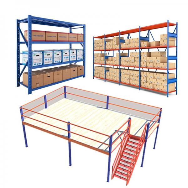 Heavy duty shelving systems from manufacturer #2 image