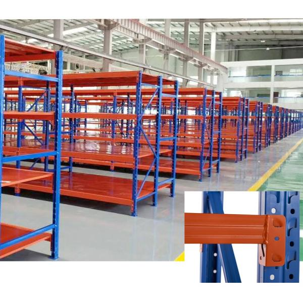 Heavy duty shelving systems from manufacturer #1 image