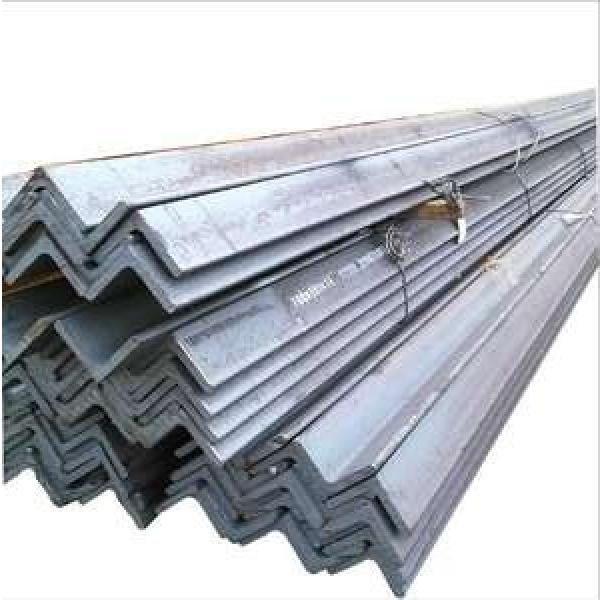 Galvanized Slotted Ms Steel Angle Perforated Iron Angle of BS En S355j0 S355jr #2 image