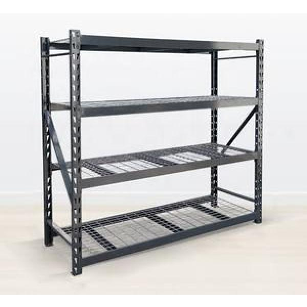 Cold storage industrial shelves racking system of medium duty shelving #3 image