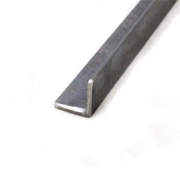 hot rolled carbon steel bar channel and angle iron ss400 q235 high quality hot rolled mild carbon angle steel #2 image