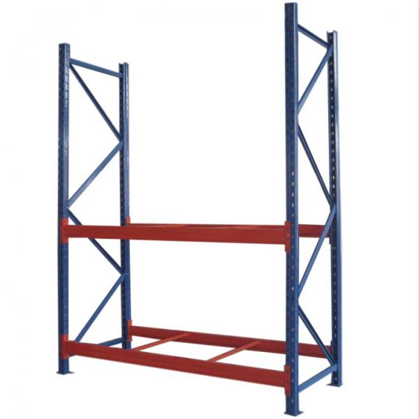 Shelving Galvanized Angle Shelving Racking Industrial Steel Shelving in your office #2 image