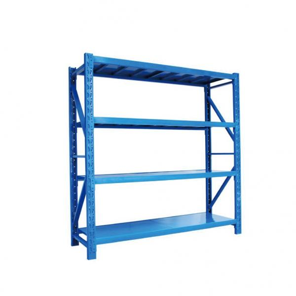 Shelving Galvanized Angle Shelving Racking Industrial Steel Shelving in your office #3 image