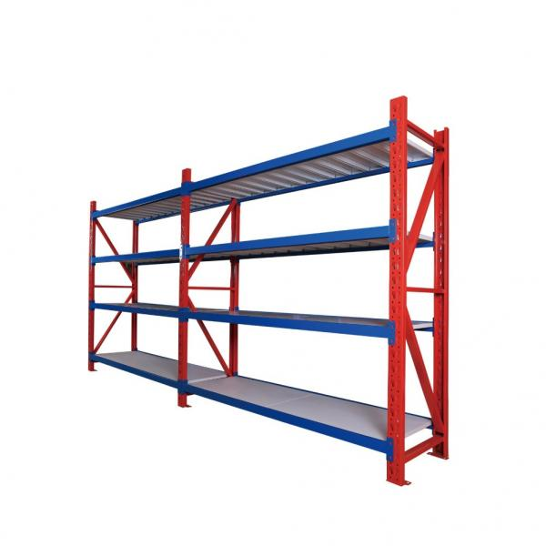 Shelving Galvanized Angle Shelving Racking Industrial Steel Shelving in your office #1 image